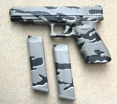 Custom Painted Airsoft Guns Miami