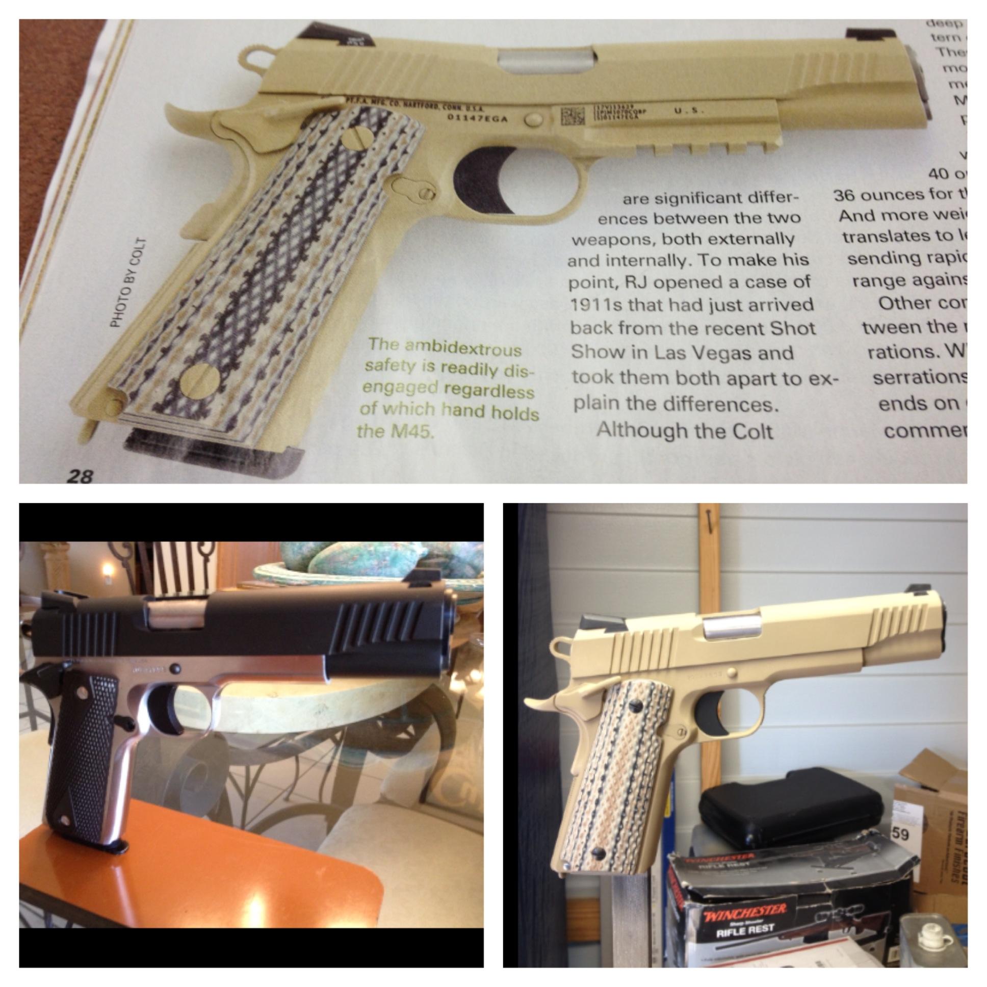 Gun Modification & Refinishing in Miami FL from Miami